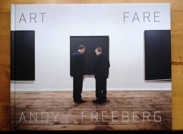 Andy Freeberg.Art Fare.Cover