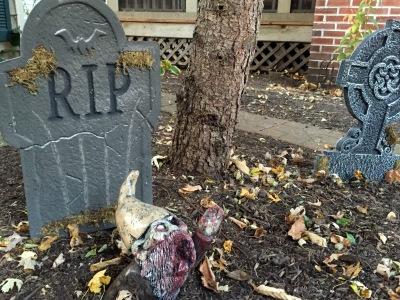 Gnome Graveyard