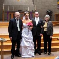 Fran & Neill's wedding