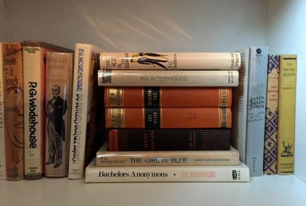 ...and more Wodehouse...