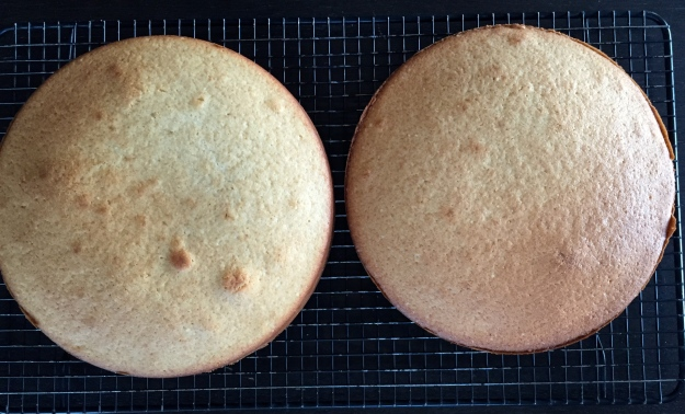 A couplea cakes