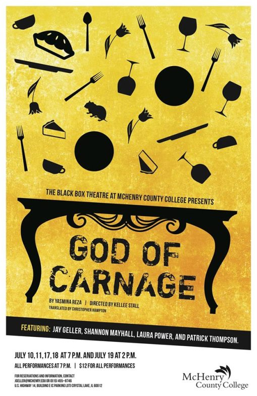 God of Carnage at MCC