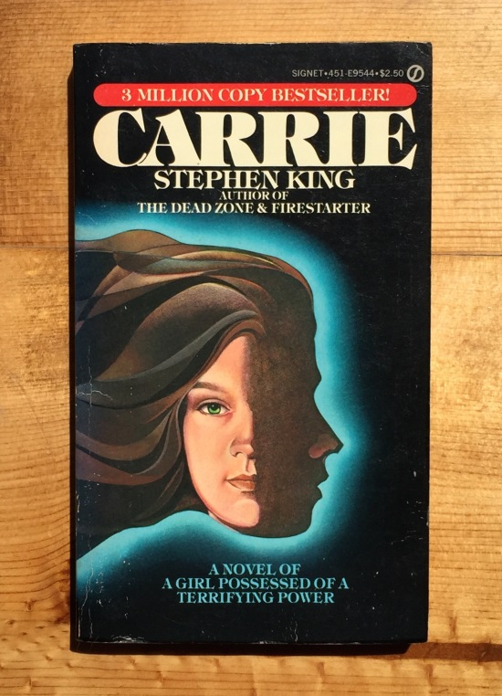 Carrie Paperback