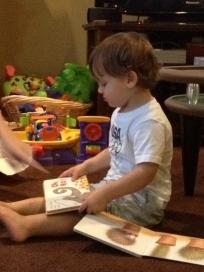 Bosco Reads
