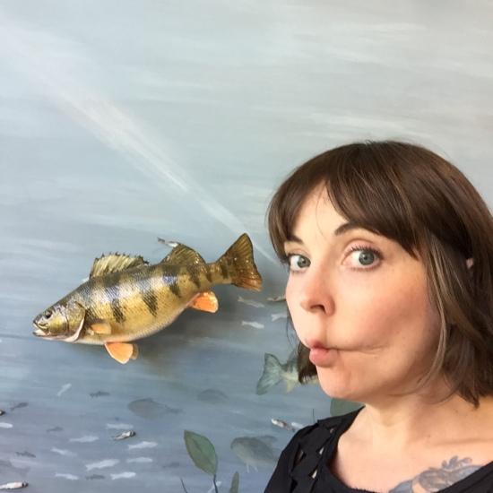 Laura the Fish