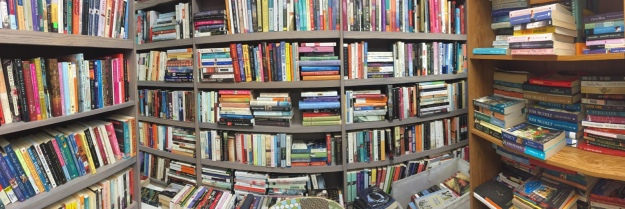 Some of fiction we looked through yesterday