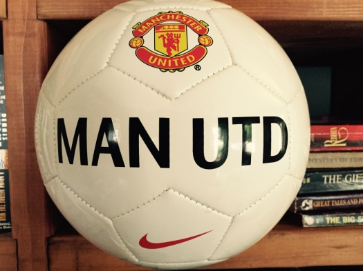 Manchester United Soccer Ball