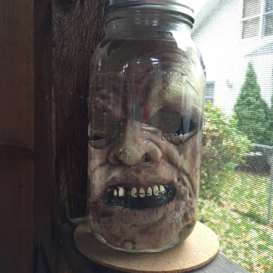Face in Jar 1