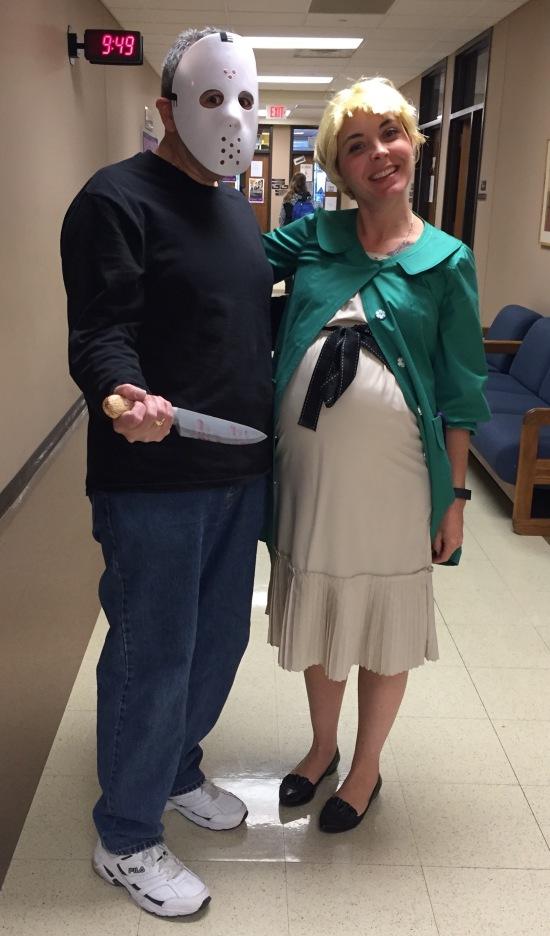 Jason and Rosemary