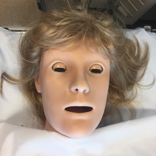 Medical Dummy Woman