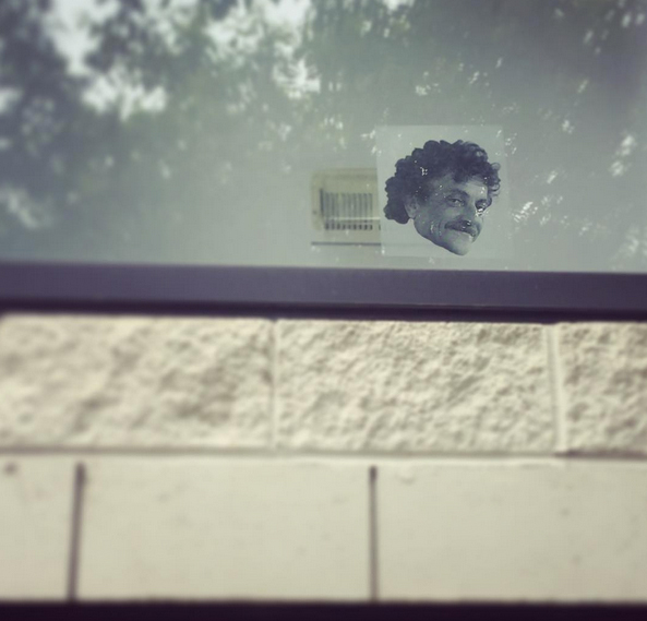 Vonnegut Sighting
