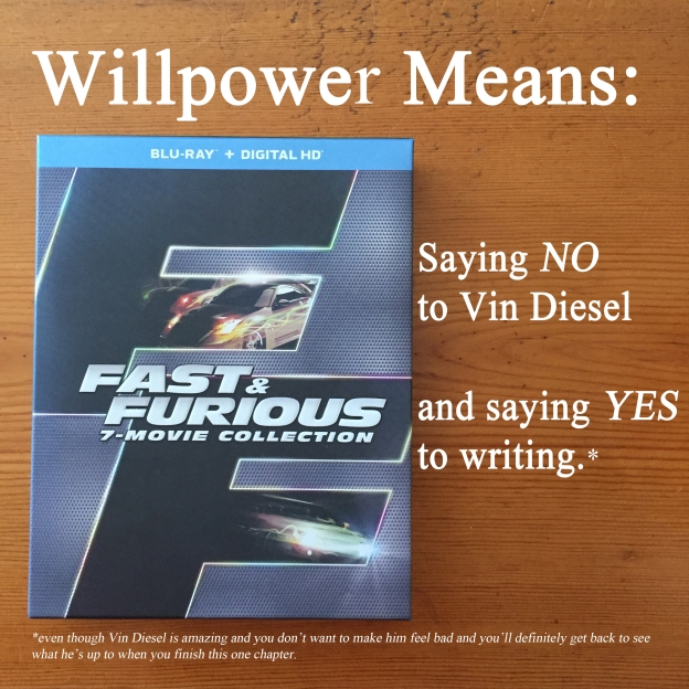 Fast and Furious Willpower