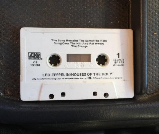 Jesse's Cassette Tape