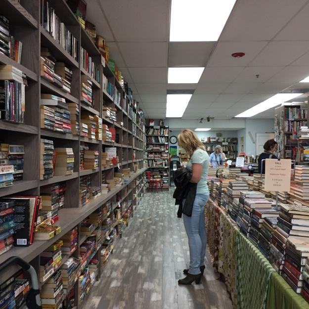 Even more books!