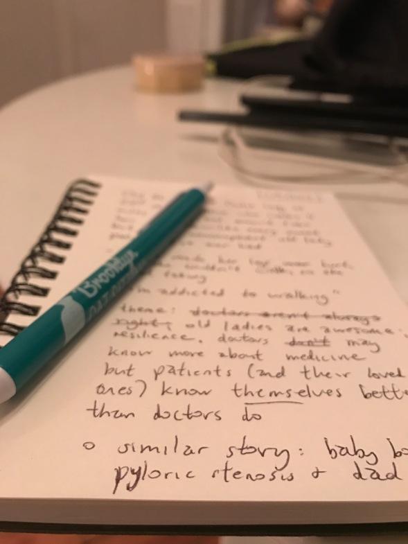 Rachel's Notebook
