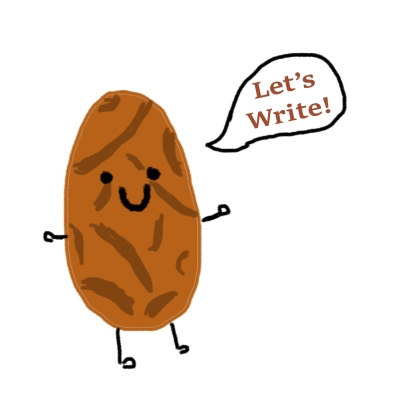 Let's Write Raisin